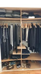 Monotonie, äh, Monochromie im Kleiderschrank
