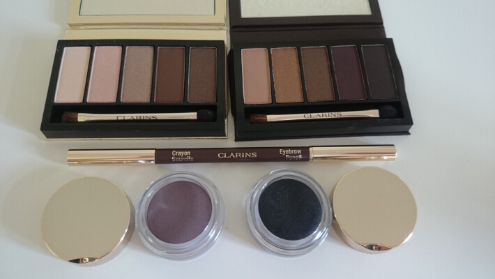 Clarins Herbstlook 2015 Pretty Day & Night