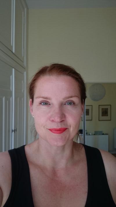 Clarins Jolie Rouge 741 Red Orange