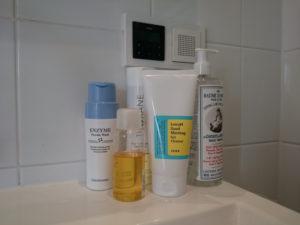 Pflege: Reinigung mit niedrigem pH-Wert