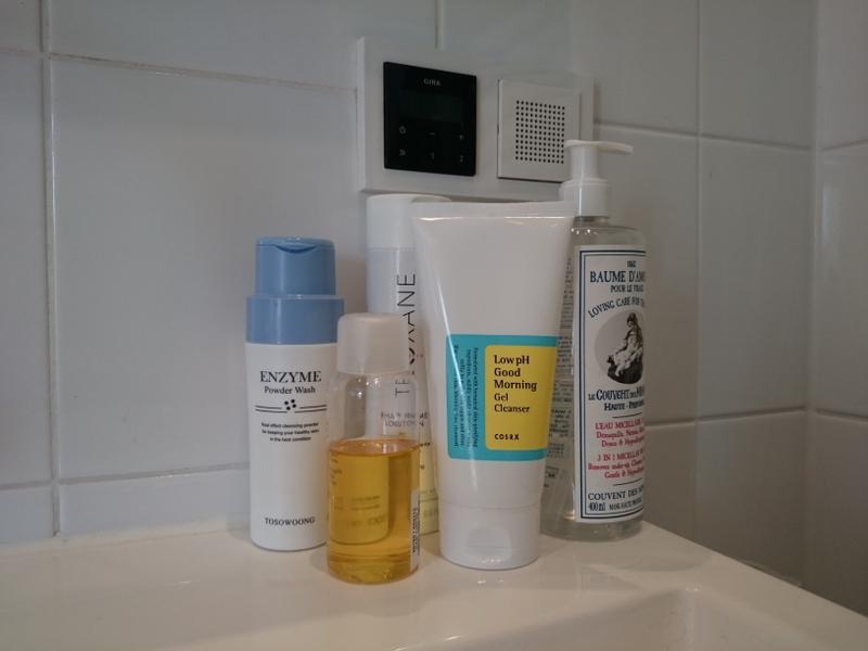Reinigung niedriger pH Wert