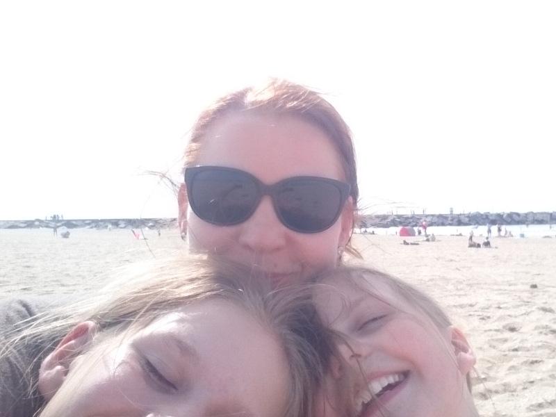 Sommer Irit und Kinder