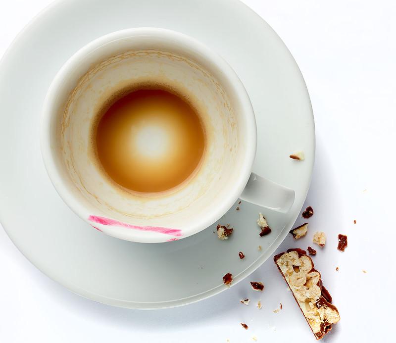 Sonntagslektuere Kaffeetasse