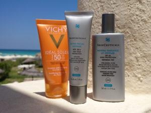 Sonnenschutz fürs Gesicht, UVA-Strahlung und Titaniumdioxid