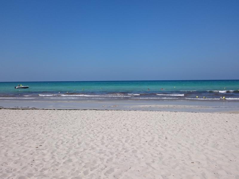 201608 Djerba Strand