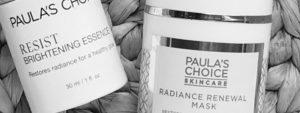 Paula's Choice: Neuigkeiten und meine Einkaufsliste