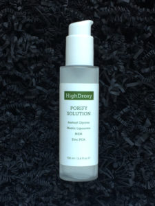 Highdroxy Porify Solution