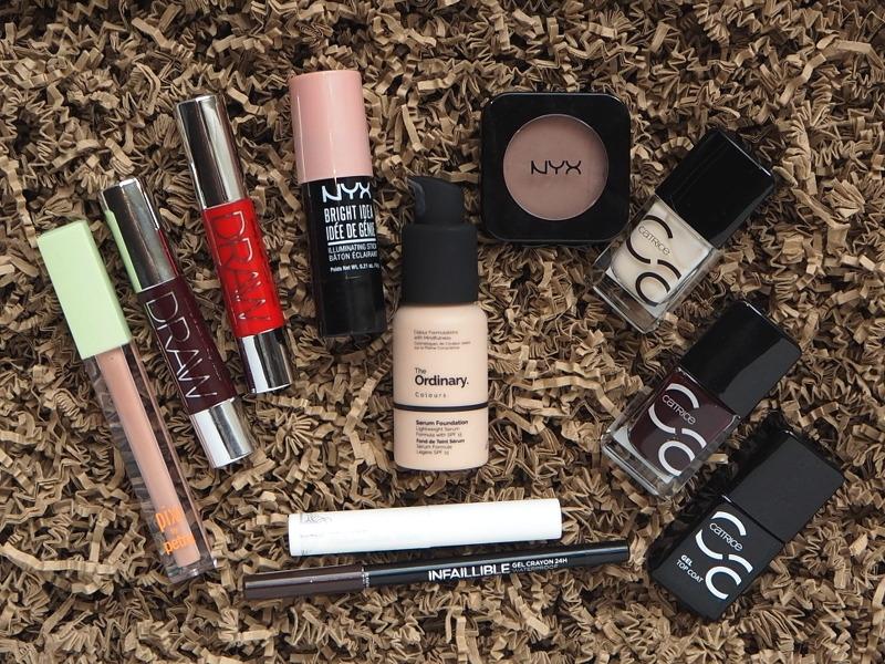 Neuheiten Makeup