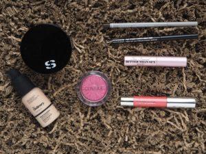 Makeup: Blush in Pink