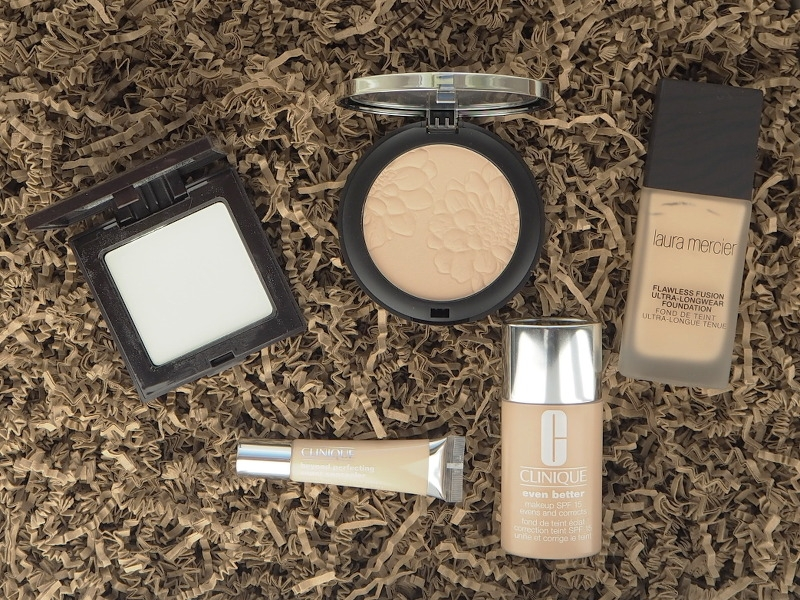 Laura Mercier Smooth Focus Pressed Setting Powder Maria Galland Poudre Perfecteur Eclat Flawless Fusion Foundation Clinique Beyond Perfecting Concealer Even Better Foundation