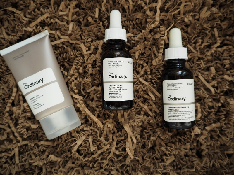 The Ordinary Best of 2017 Resveratrol Retinol