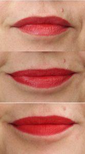 Clarins Joli Rouge – noch ein Lippenstiftexperiment