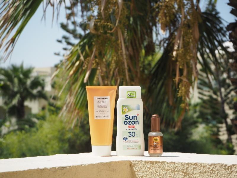 Comfort Zone Sun Soul Cream SPF50 Sun Ozon Sonnengel SPF30 Sundance Selbstbraeunerkonzentrat