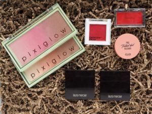 Makeup: Blushes – die Neuen