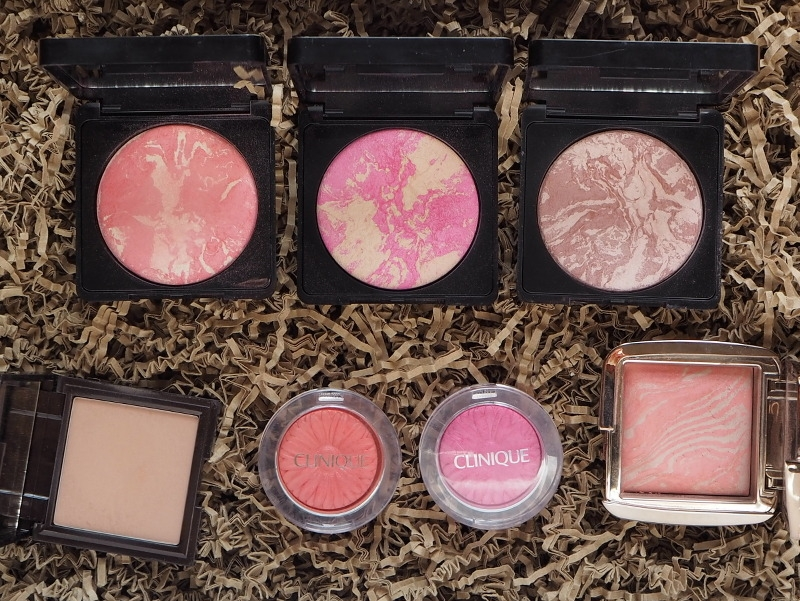 201809 Blushes L.O.V. Blushment Blurring Blush CLinique Cheek Pop Korres Blush NAtural Hourglass Dim Infusion Ambient Lighting Blush