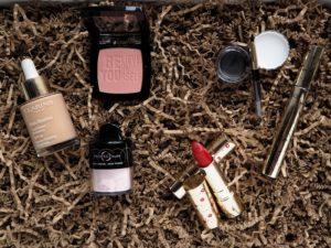 Skin Illusion und Rot und Schwarz – mein Herbstlook von Clarins