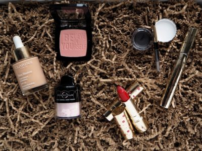 201809 Clarins Skin Illusion Catrice Blush Clarins Herbst 2018 Gel Eyeliner Supra Volume Mascara Joli Rouge Gradation