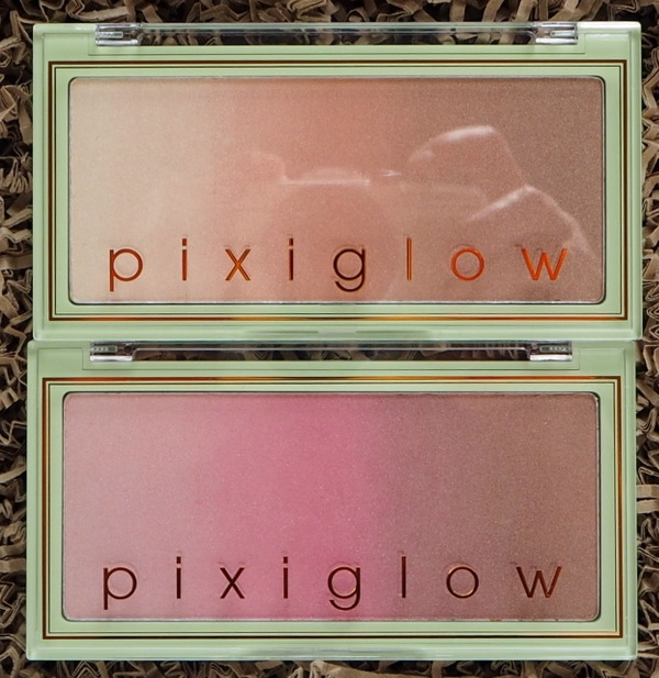 Pixi Pixiglow Gilded Bare Glow Pink Champagne Glow