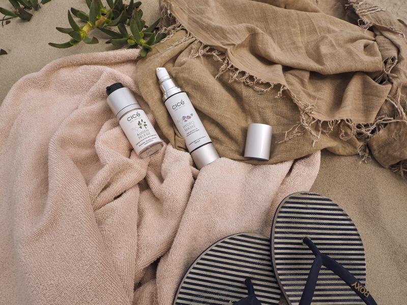 Cice Herbst 2018 Reinigungsschaum Tiefenlifting Hydromaske Nachtpflege Augenpflege Körpercreme