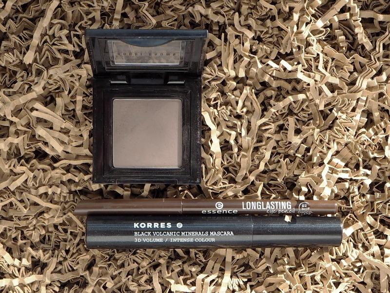 Bobbi Brown Eyeshadow Slate Korres Black Volcanic Minerals Mascara Essence Longlasting Eyepencil