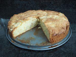 Wochenendrezept: knuspriger Apfelkuchen