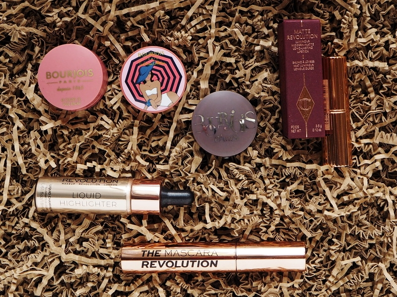 Bourjois Blush Lidschatten Charlotte Tilbury Pillow Talk Revolution Liquid Highlighter The Mascara Revolution