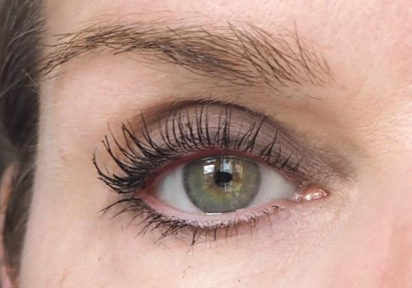 Malerei Korres Professional Volume Mascara Essence Longlasting Eye Pencil Berry Fantastic Bobbi Brown Eyeshadow Slate Espresso Augenmakeup Tragebild