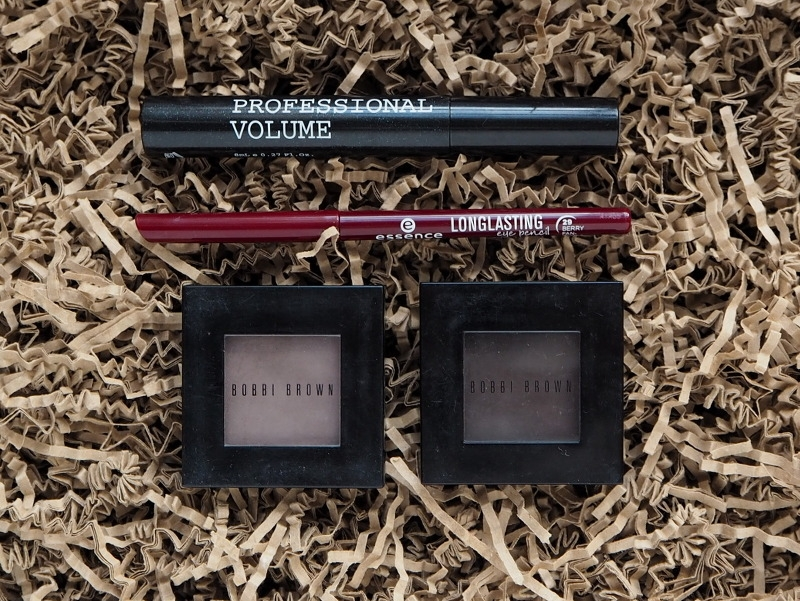 Malerei Korres Professional Volume Mascara Essence Longlasting Eye Pencil Berry Fantastic Bobbi Brown Eyeshadow Slate Espresso