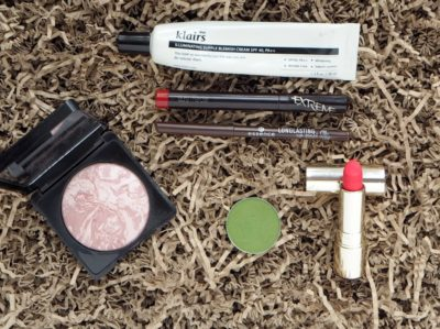 Best of 2018 Makeup Klairs Illuminating Cream LOV Blush Laura Mercier Velour Extreme Matte Lipstick Control Essence Longlasting Eye Pencil Kryolan Viva Brilliant Color Lime Clarins Joli Rouge Velvet Pink Cranberry
