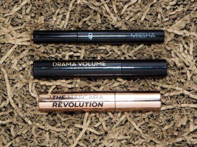 Mascara Missha 4D Korres Drama Volume Revolution The Mascara Revolution