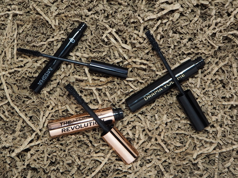 Mascara Missha 4D Korres Drama Volume Revolution The Mascara Revolution