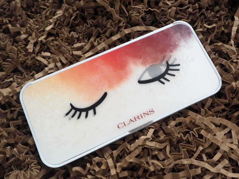 Clarins Fruehjahr 2019 Selfie Ready Ready In A Flash Eyes Palette