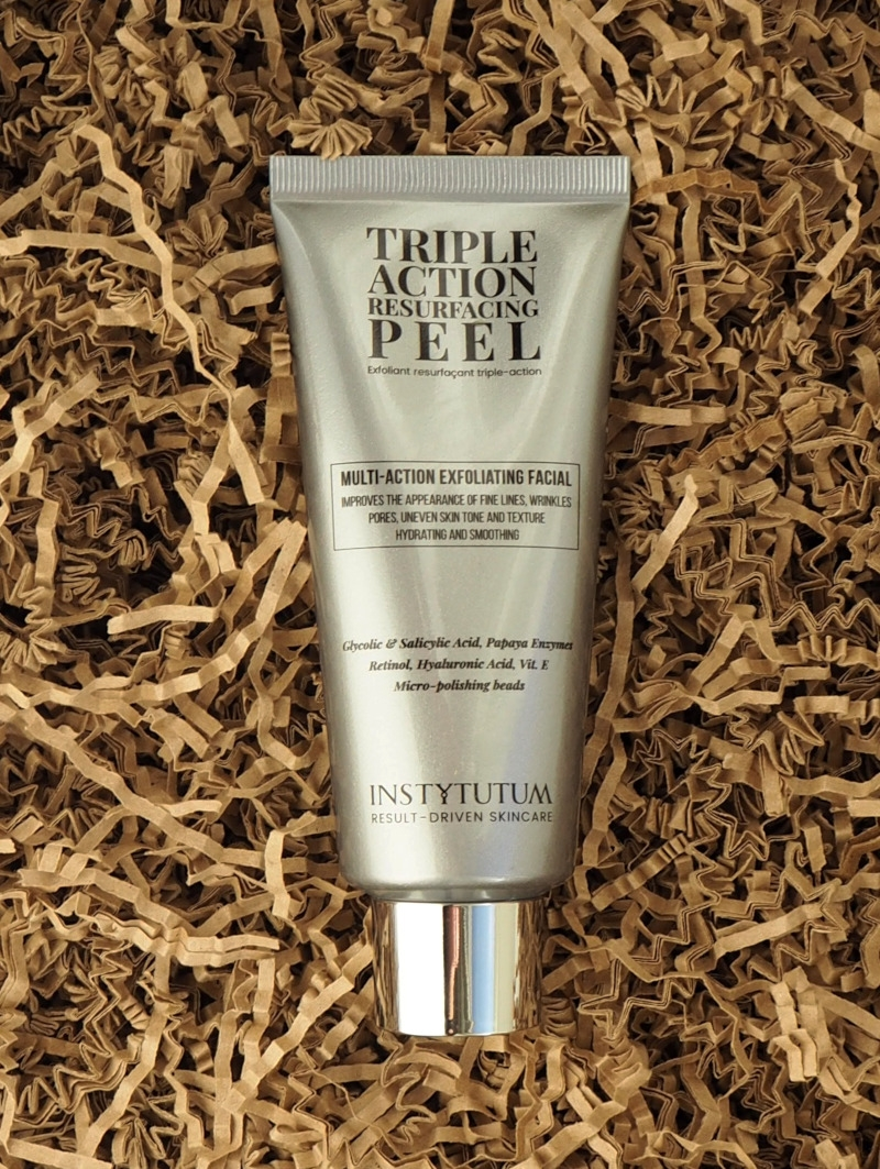 Instytutum Triple Action Peel