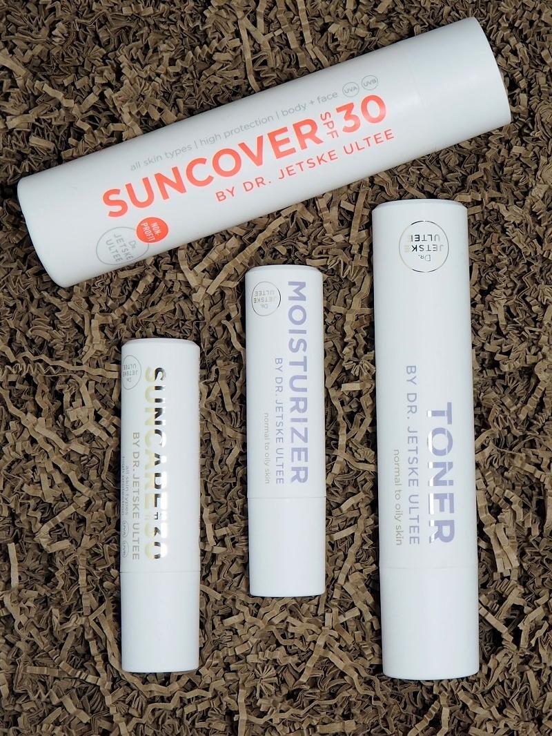 Uncover Skincare Toner Moisturizer Suncare 30 Suncover 30