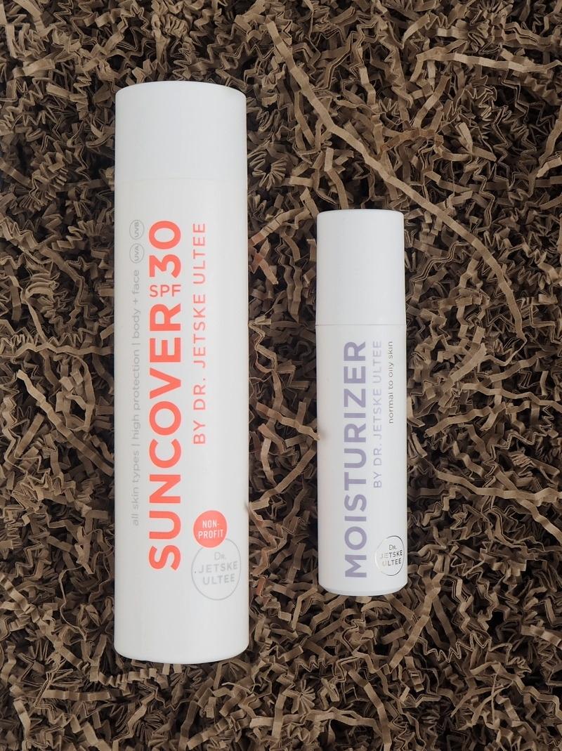 Uncover Skincare Favoriten Moisturizer Suncover 30
