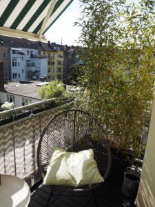 Balkon – nach der Renovierung ist vor der Arbeit