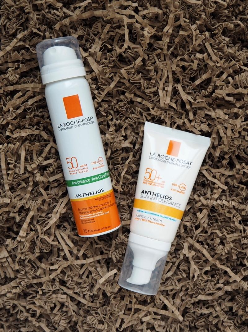 La Roche-Posay Anthelios Transparentes Spray SPF50 Sun Intolerance Creme SPF50