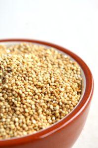 Wochenendrezept: Quinoasalat