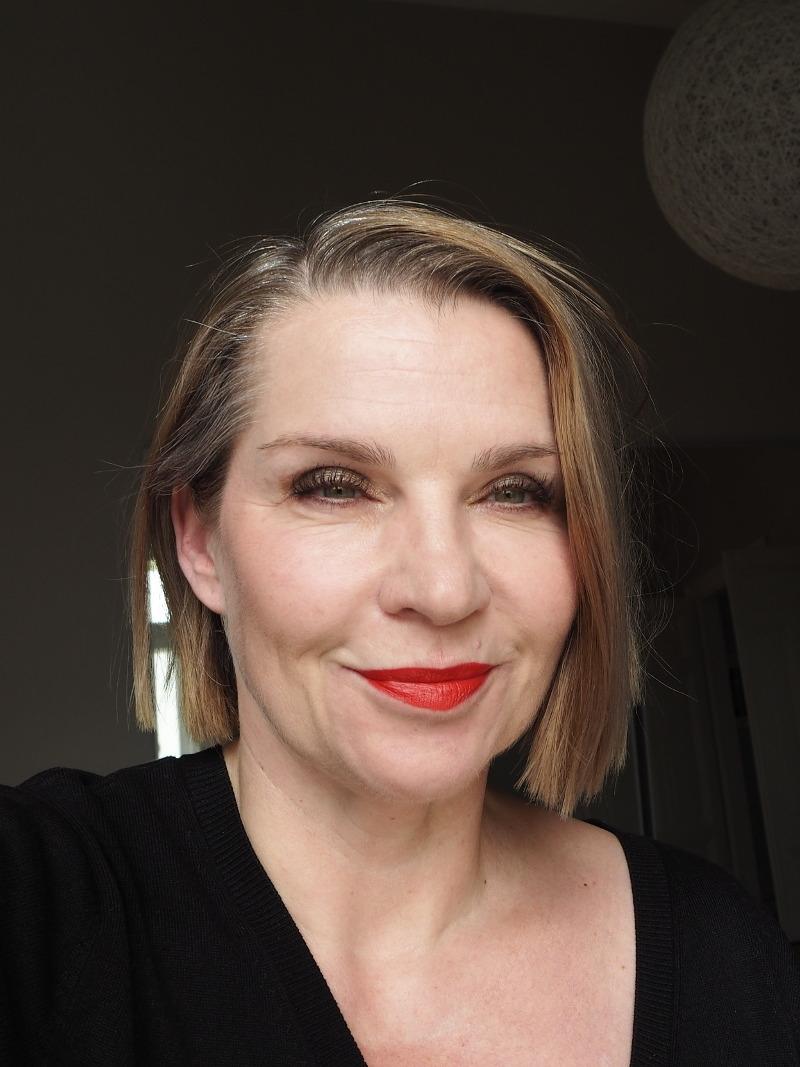 Pat McGrath Eyedols Celestial Telepathic Taupe Deep Velvet MatteTrance Elson 2 Makeup