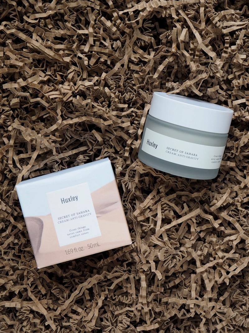 Huxley Secret of Sahara Anti Gravity Cream