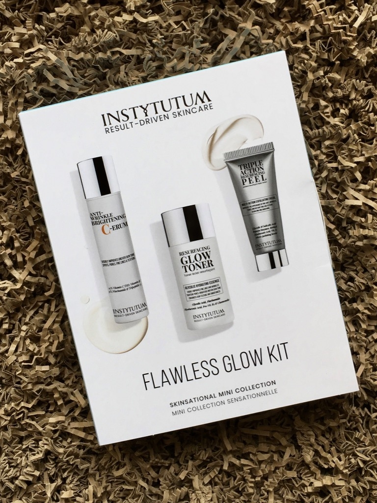 Instytutum Flawless Glow Kit