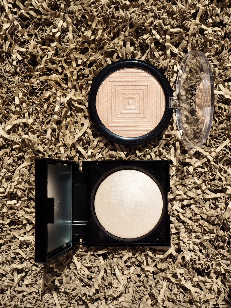 Makeup Korres Illuminating Powder Maybelline Master Chrome Molten Rose Gold