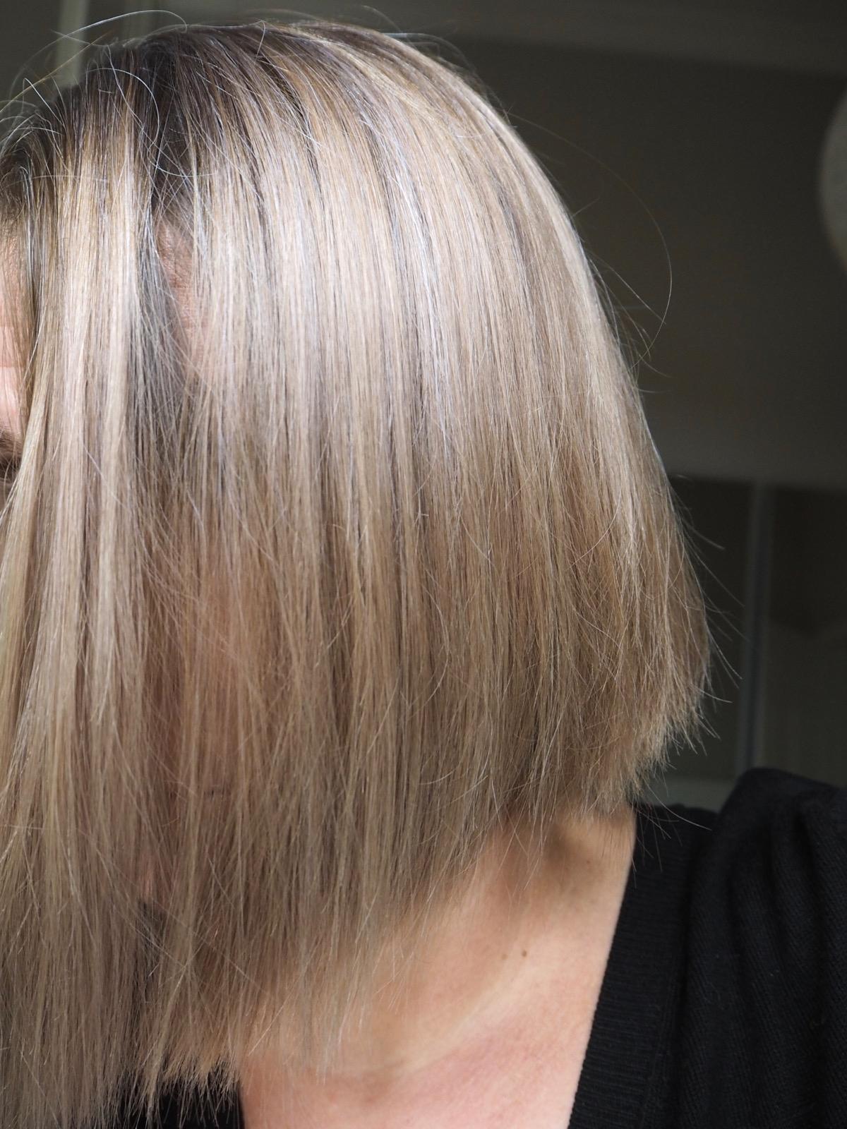 Graue Haare September 2019