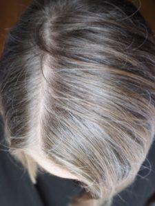 Haare: neue Produkte und graue Haare Update