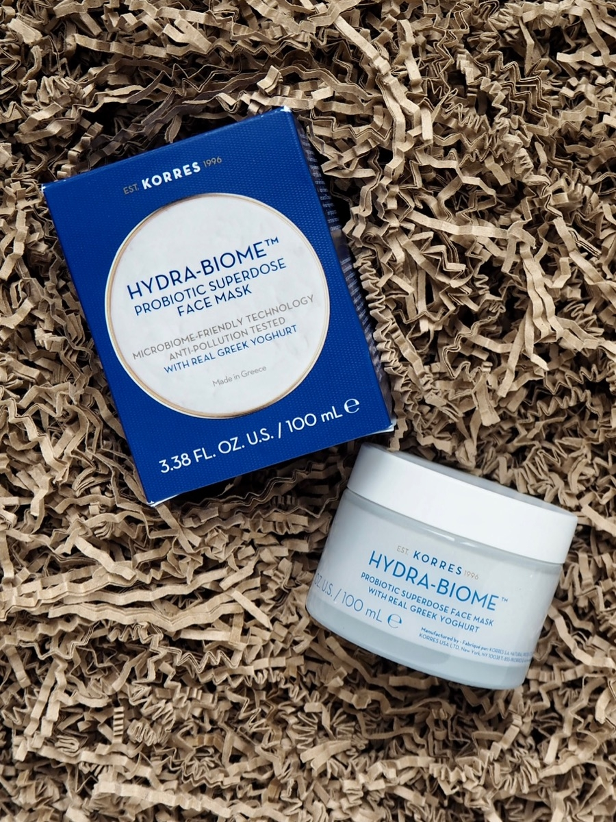 Korres Hydra Biome Probiotic Face Mask