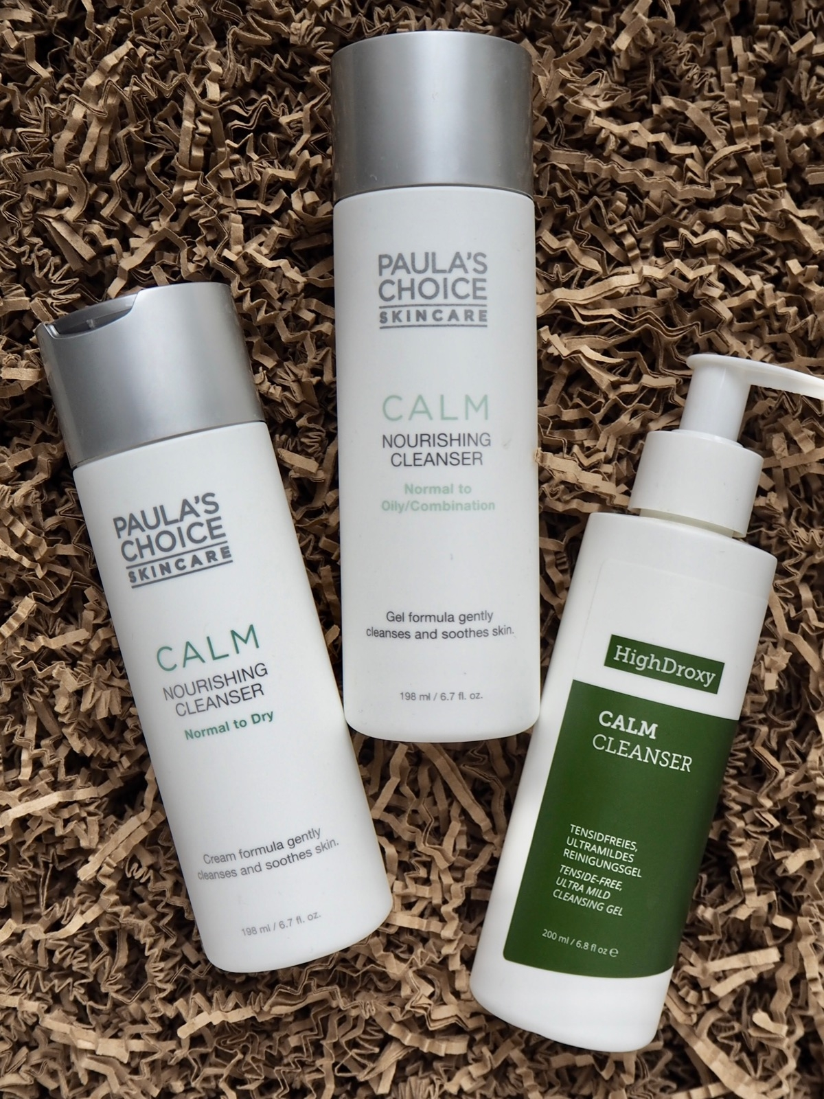 Paula's Choice CALM Nourishing Cleanser HighDroxy CALM Cleanser
