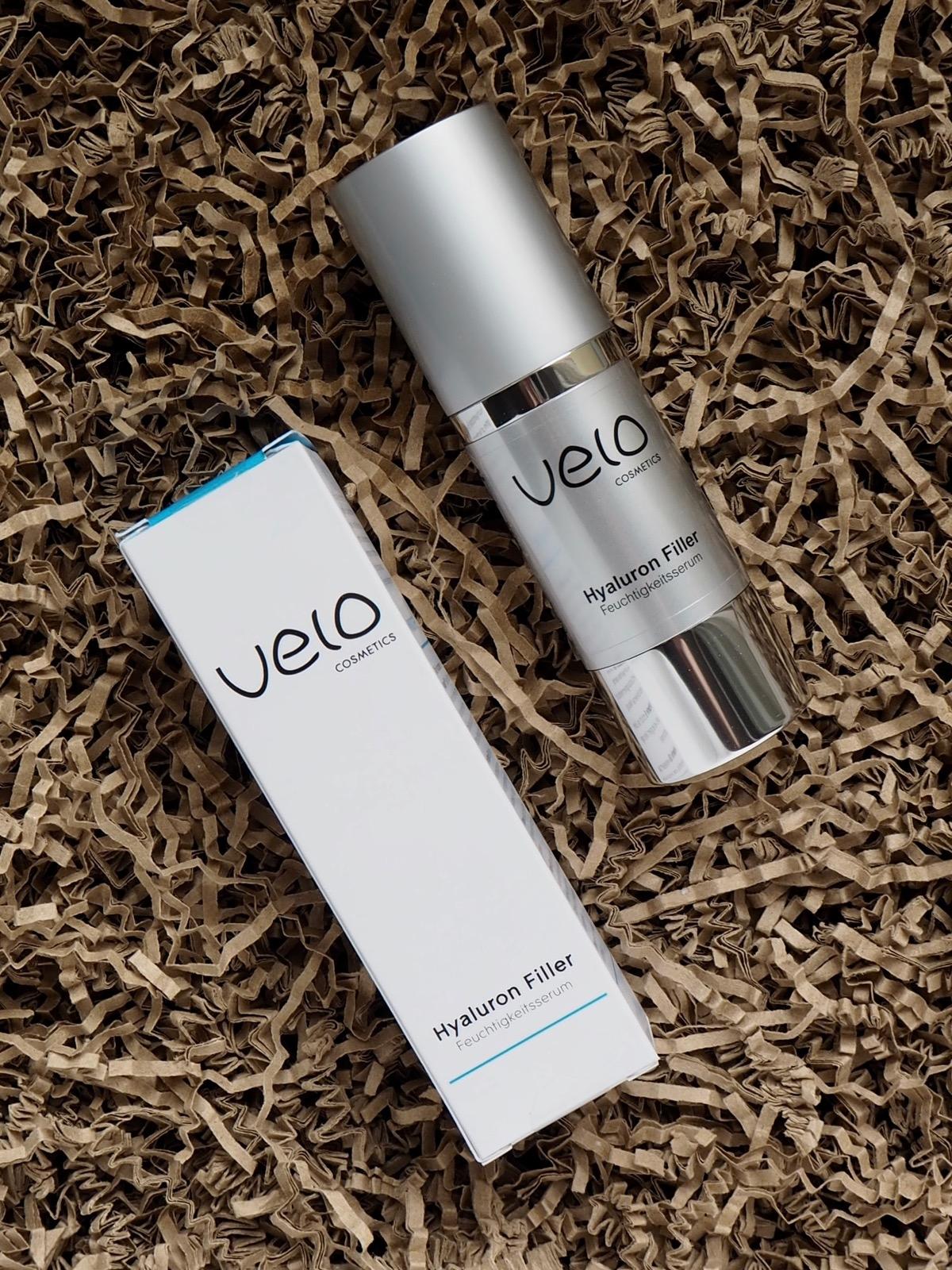 Velo Cosmetics Hyaluron Filler