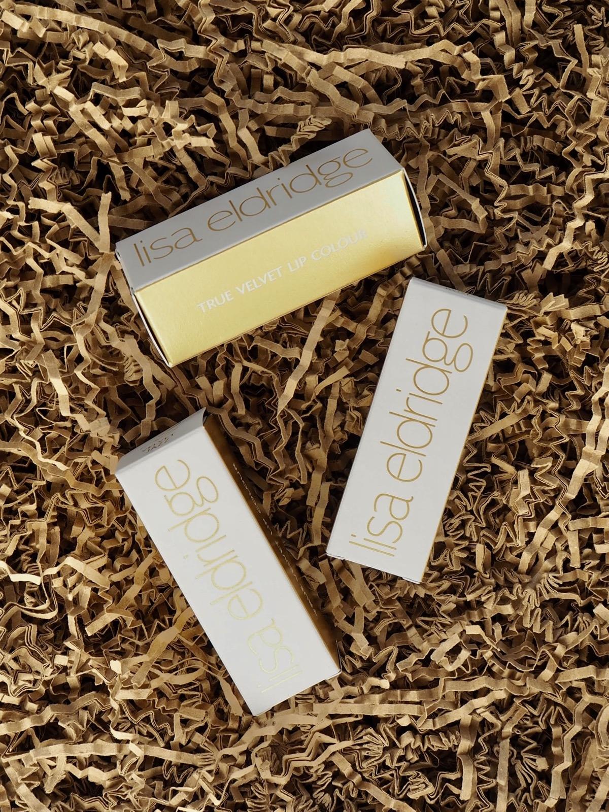 Lisa Eldridge Velvet Ribbon Velvet Jazz Skyscraper Rose