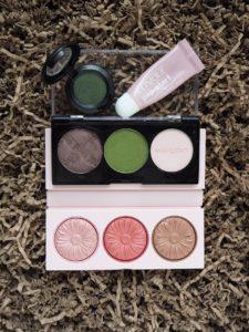 Makeup Frühling/Sommer: Grün und Glow