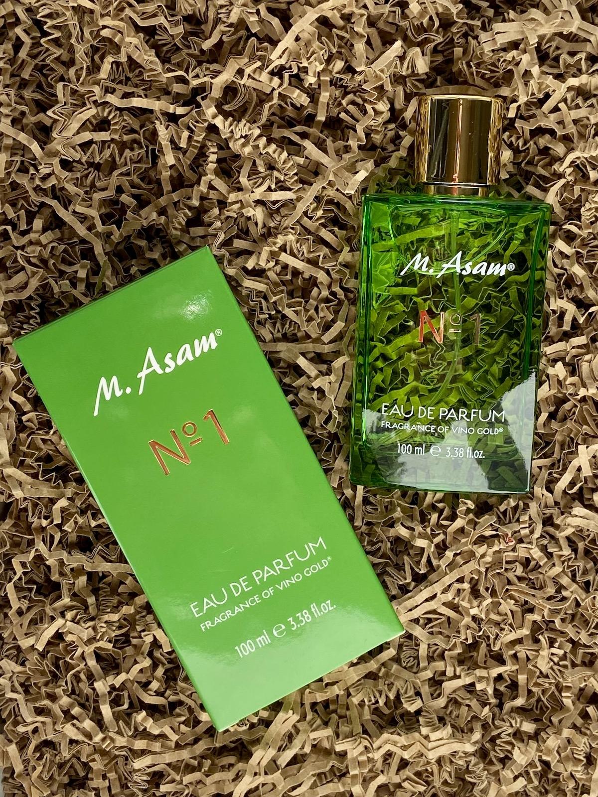 Asam No. 1 Eau de Parfum Vino Gold